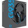 Audifonos Gamer Logitech G935 Sonido 7.1