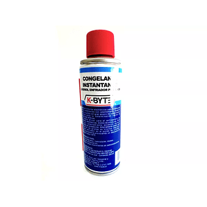 Spray Congelante Marca K-byte 220ml