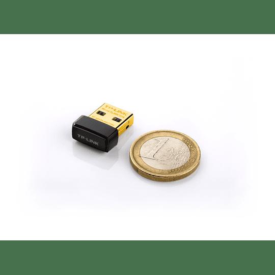 Adaptador WiFi USB Nano Inalámbrico N de 150Mbps TL-WN725N - Image 2