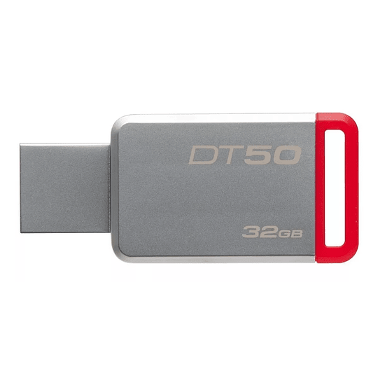 Pendrive Memoria Usb Kingston 32gb Datatraveler Dt50/3.0