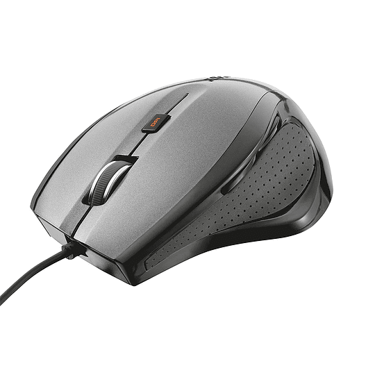 Mouse Con Cable 6 Botones Comfort Maxtrack - Trust