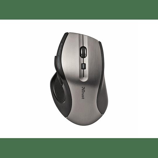 Mouse Inalambrico Maxtrack 6 Botones Usb Trust  - Image 1