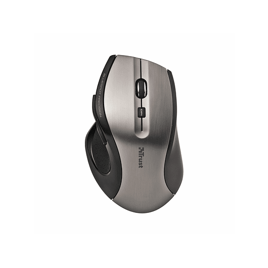 Mouse Inalambrico Maxtrack 6 Botones Usb Trust