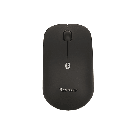 Mouse Bluetooth Tecmaster Sin Adaptadores