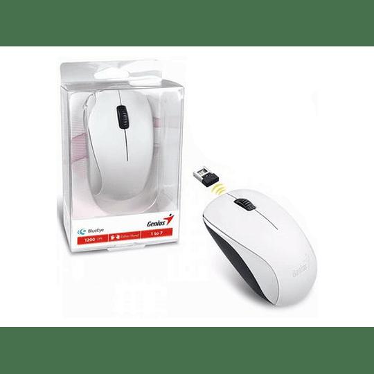 Mouse inalambrico Genius con adaptador