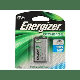 Batería Recargable Energizer 9v 175mah