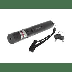 Apuntador Laser Verde Larga distancia recargable + cargador