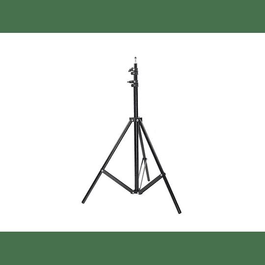 Oferta Aro led 26cm con tripode de 2m y clip celular - Image 2