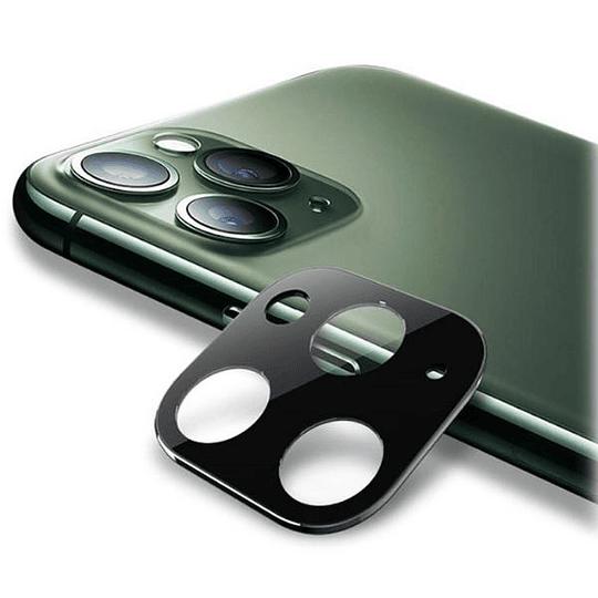 Lamina Protectora Para Camara iPhone 11 Pro Negro