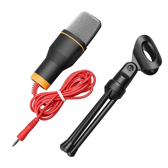 Micrófono Condensador Sf-666 - Image 1