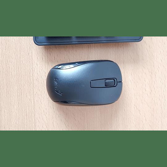 Genius Kit Combo Teclado Mouse Inalambrico Slimstar Multimedia - Image 3