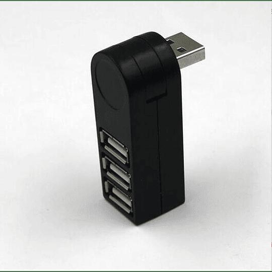 Hub USB 3 portas para ligação de SRWEB a inversores em Paralelo/Trifásico