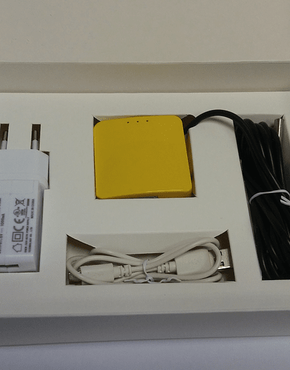 Solar Remote Web Box - SRWEB