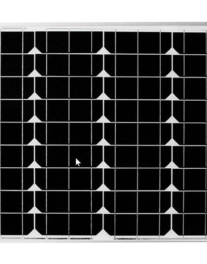 Módulo solar 50W monocristalino