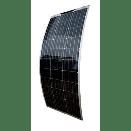 Módulo solar Flexível 100W monocristalino