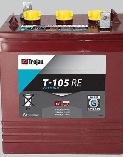 Trojan T105 RE