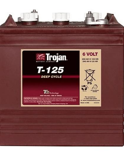 Bateria Trojan T 125