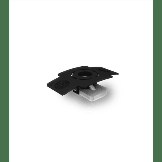 Porca Asa M8 para guias alumínio K2