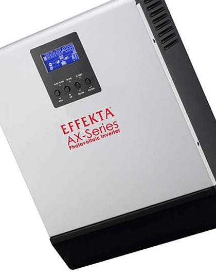 Inversor Híbrido Effekta AX Series 3000VA Plus MPPT
