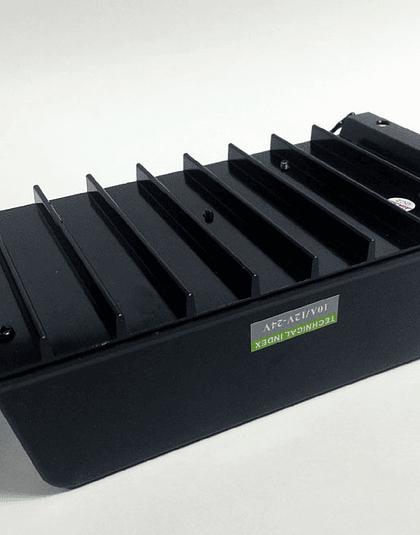 Regulador Tensão  MPPT 10A 12/24V