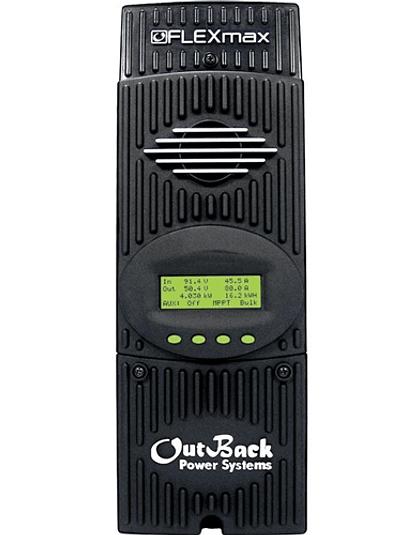 OutBack Flexmax 12/24/48/60 Volt  80A MPPT