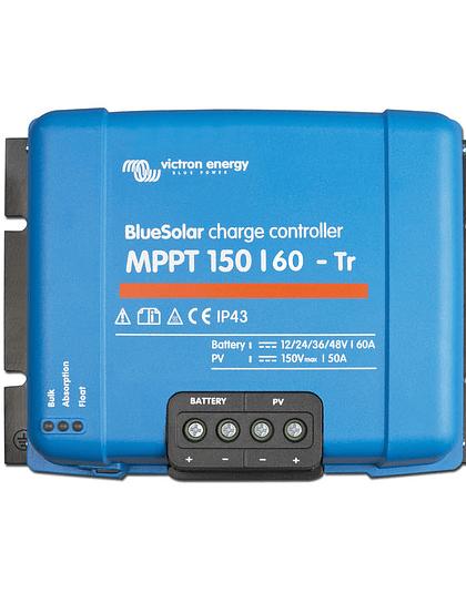 Victron BlueSolar MPPT 150/60 (12/24/36/48V-60A) TR