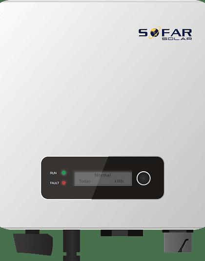 SOFAR 3300TL-G3 com Wifi e DC switch