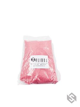Arena de cuarzo  rosado (1kg)