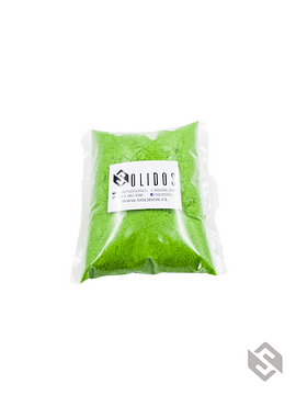 Arena de cuarzo  verde (1kg)