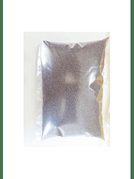 Arena de cuarzo café (1kg)