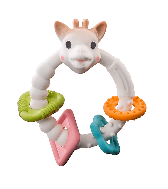 So' Pure Teething Colo'rings