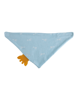 Bandana to chew - Blue