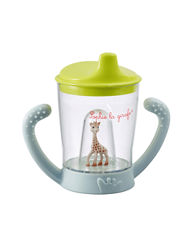 Non-spill cup Sophie la Girafe