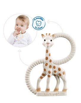Teething ring Sophie la girafe
