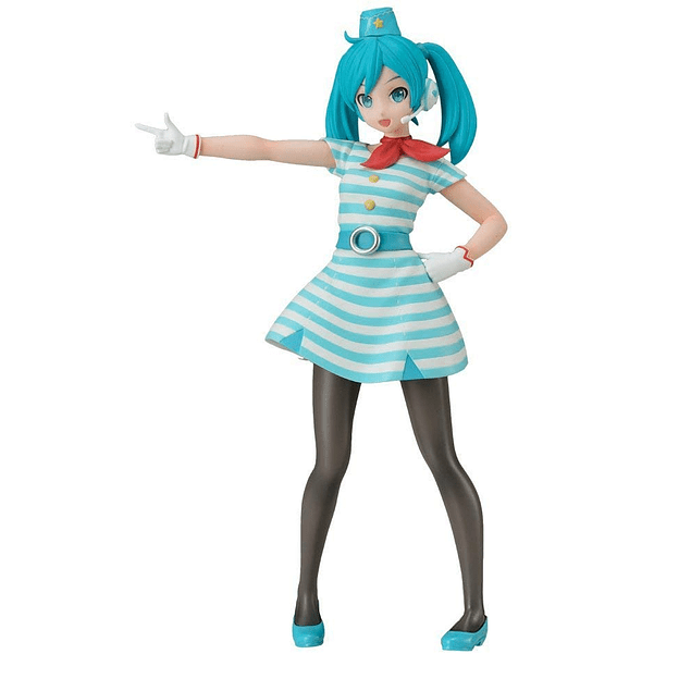 Hatsune Miku Project DIVA Arcade Future Tone Super Premium Figure CA
