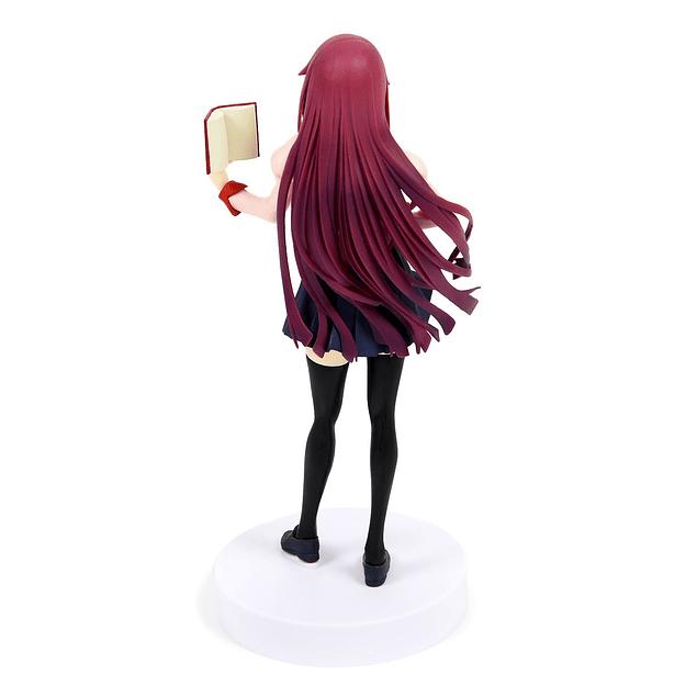 Monogatari Series - Senjougahara Hitagi - EXQ Figure - Nisio Isin Daijiten (Banpresto)