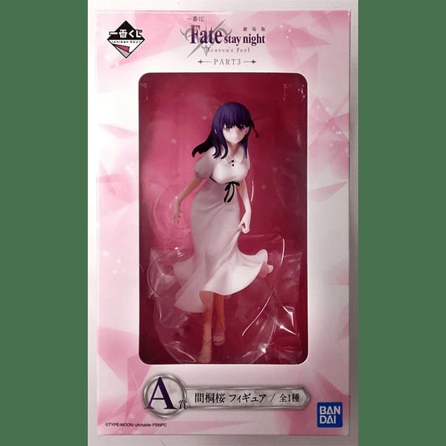 Fate/stay Night Heaven's Feel Part 3 - Matou Sakura - Ichiban Kuji Gekijouban 1/8 (Bandai Spirits)