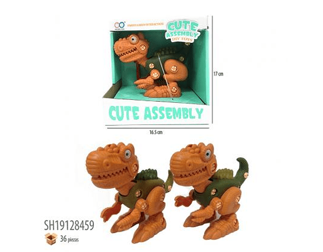 Dino Cute Assembly