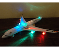Avión con Luz y Sonido A380