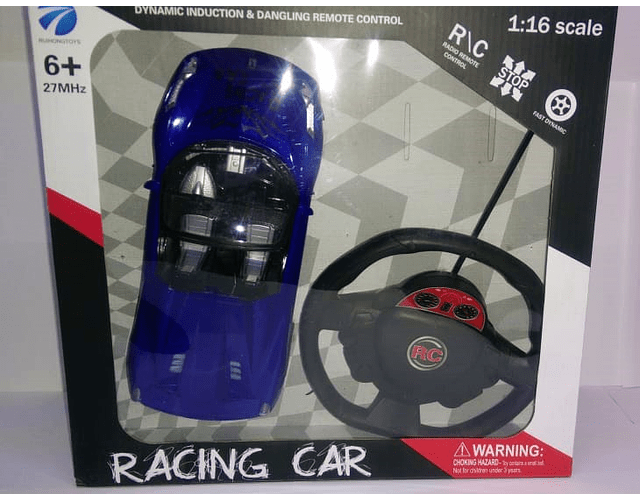 Racing Car Auto de Control Remoto 7020A