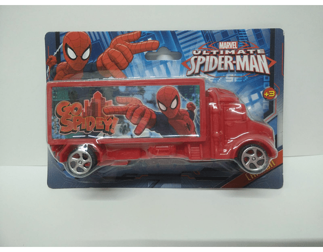 Tráiler spider-man