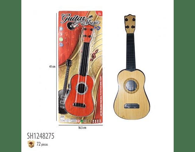 Guitarra madera