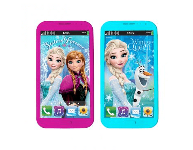 Iphone- Frozen