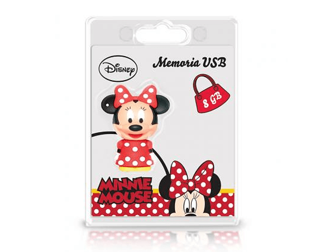Memoria USB Minnie