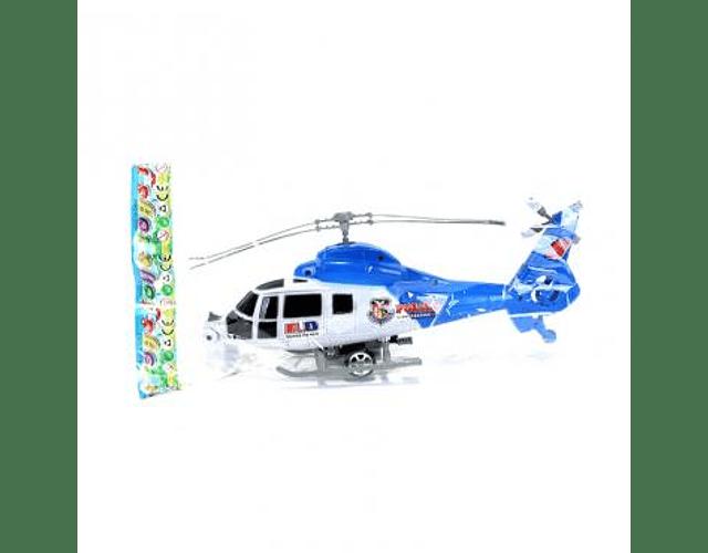 Helicoptero de cuerda