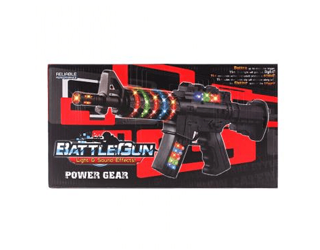 Battlegun metralleta