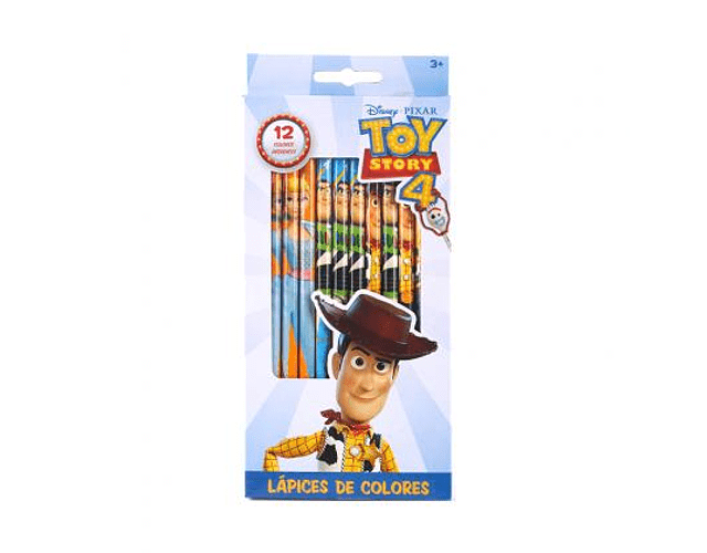 Colores toy story