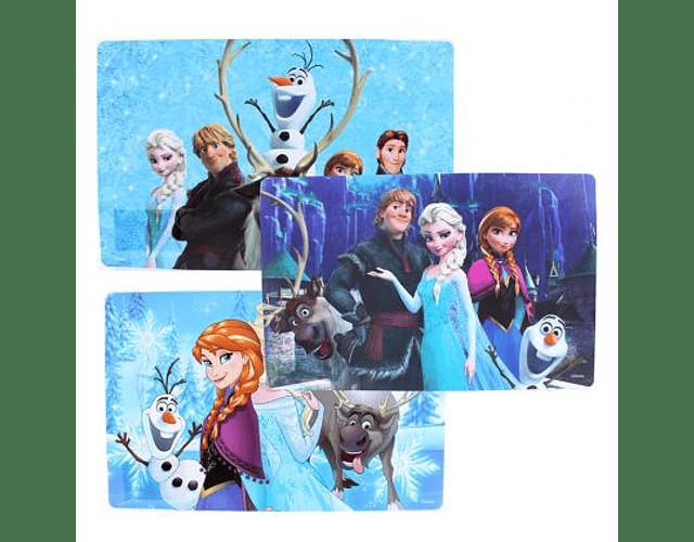 Mantel Frozen