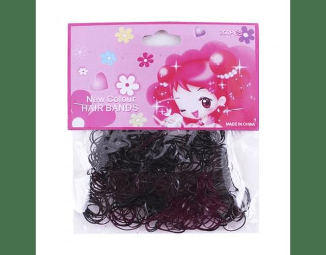 Ligas de cabello