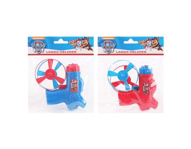 Lanza helices paw patrol